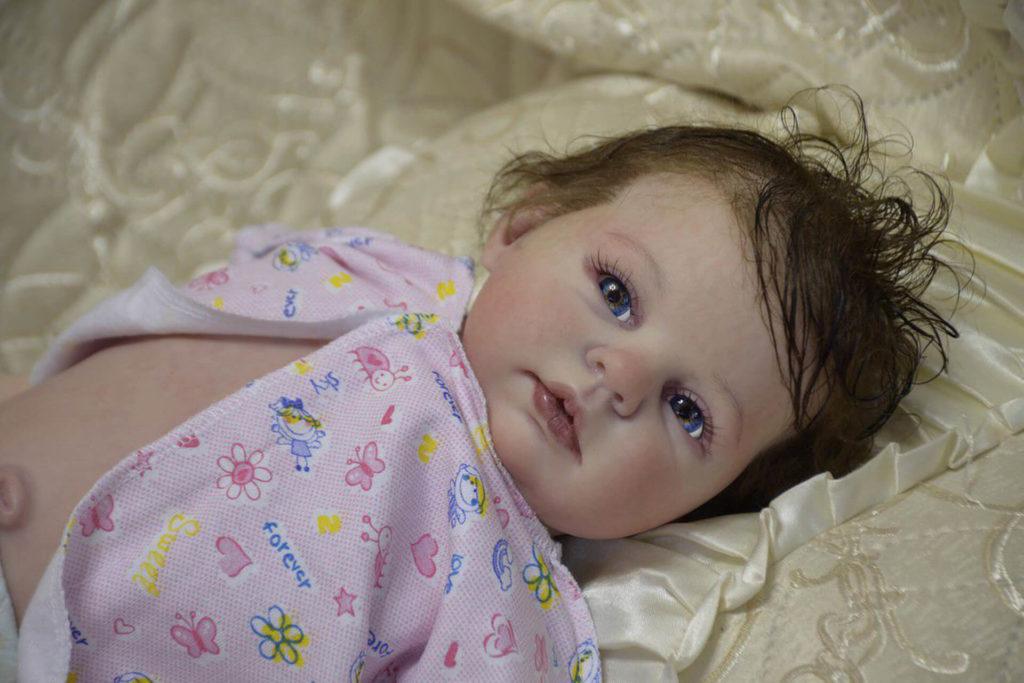 КУпить куклу реборн с доставкой в Украину