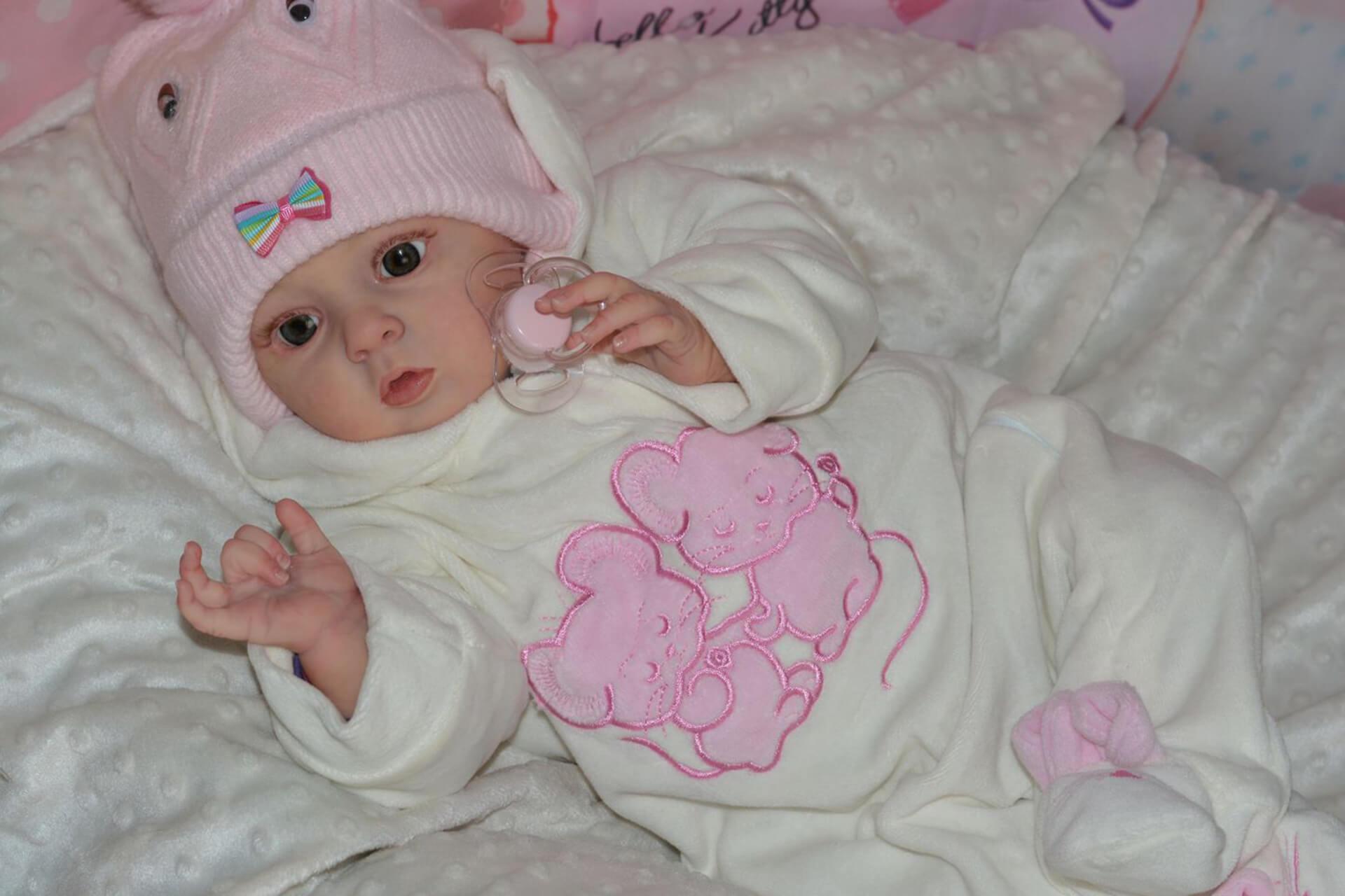 Кукла Реборн - купить в Киеве, особенности, производство