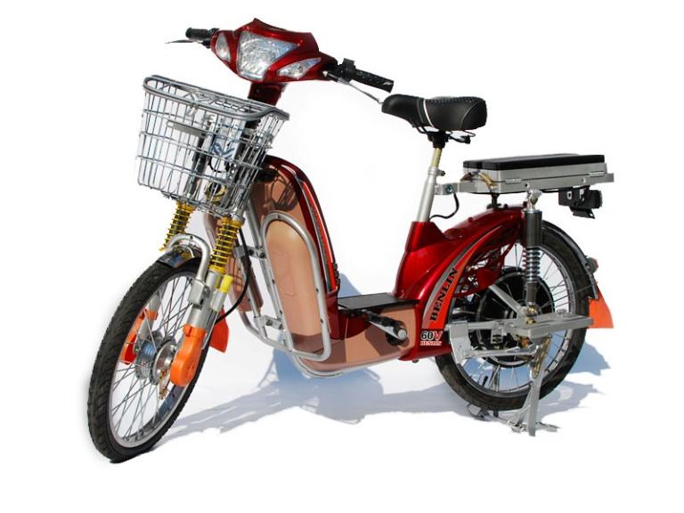 Электровелосипеды из Китая