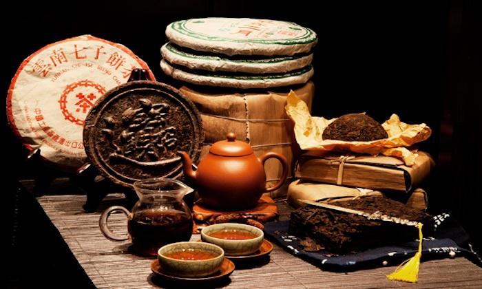 Китайский чай из Китая