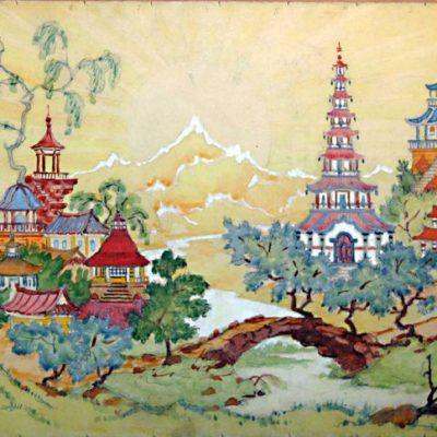 Вышивка из Китая