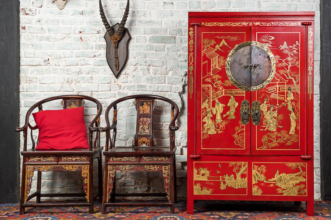 Кресло из Китая